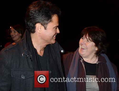 Donny Osmond and Fan Mags Tyrrell 6