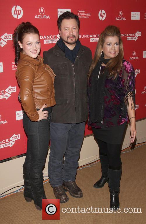 Gracie Rae, Carlos Gallardo and Denise Rodriguez 1