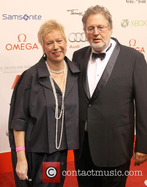 Doris Doerrie and Martin Moszkowicz