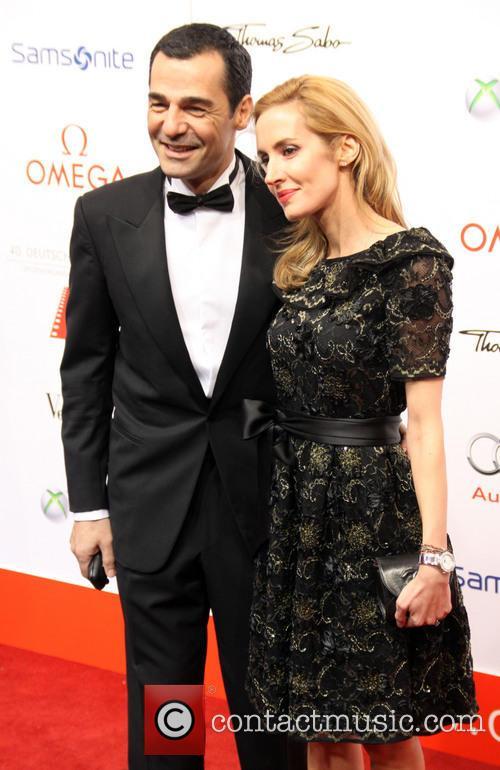 Erol Sander and Caroline Sander