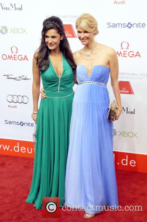 German 2013 Film Ball at the Hotel Bayerischer...