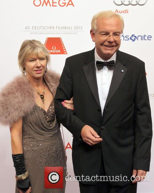 Thomas Kreuzer and Wife 10