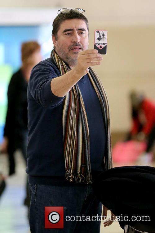Alfred Molina LAX