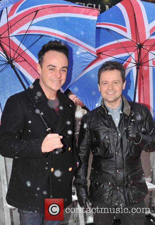 Anthony Mcpartlin and Declan Donnelly 11