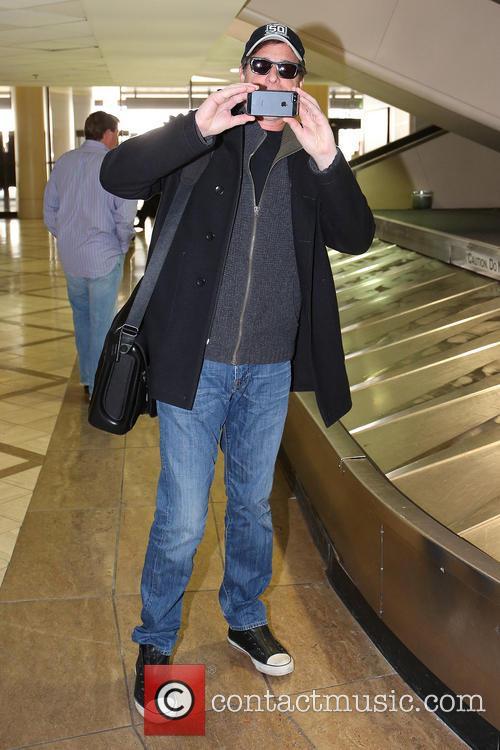 Bob Saget LAX