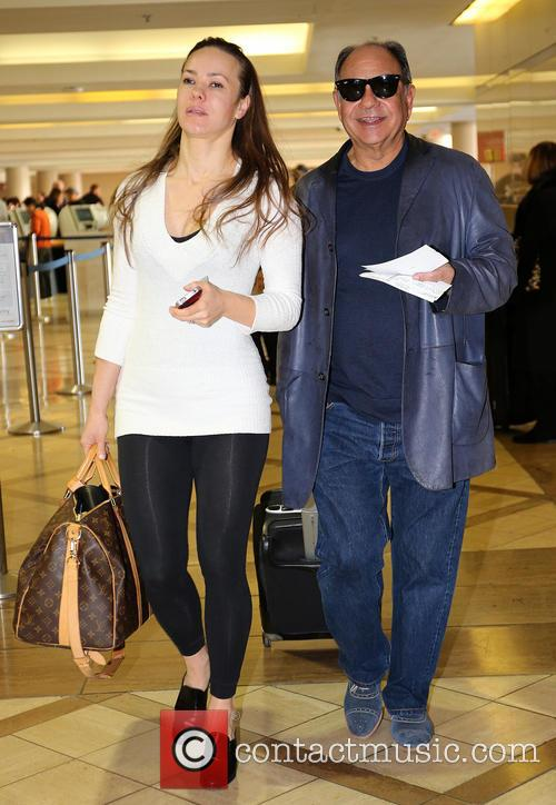 Cheech Marin and Natasha Rubin 4