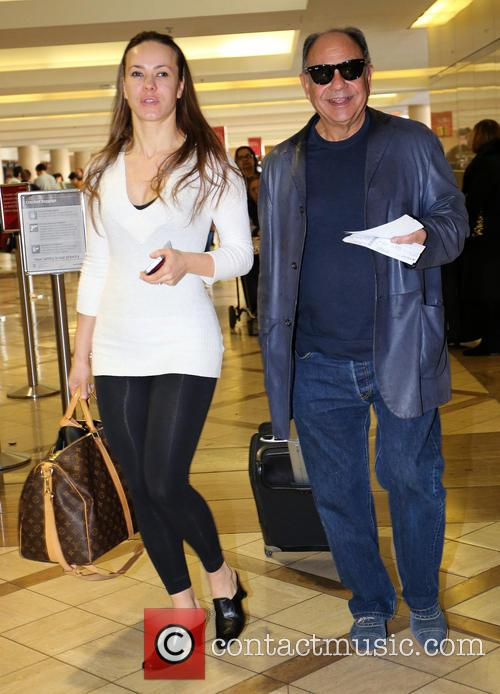 Cheech Marin and Natasha Rubin 5