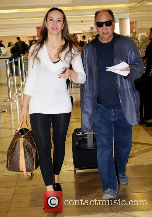 Cheech Marin and Natasha Rubin 6