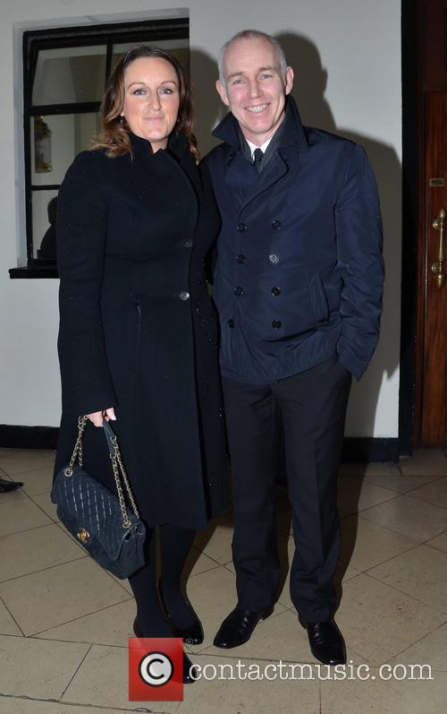 Ray Darcy and Jenny Kelly 6