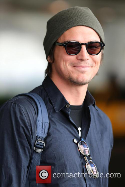 Josh Hartnett LAX