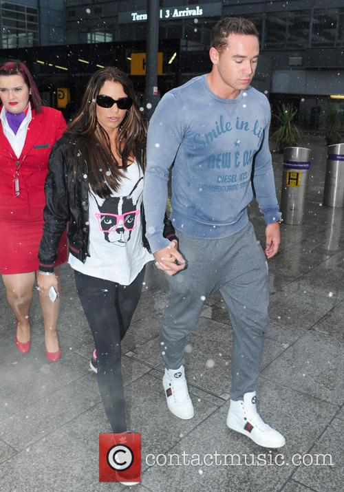 Katie Price Aka Jordan and Kieran Hayler 1