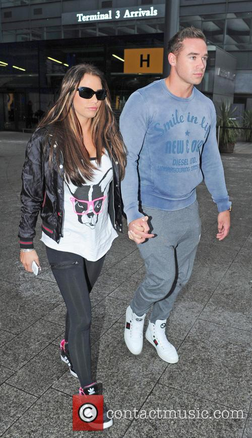 Katie Price Aka Jordan and Kieran Hayler 3