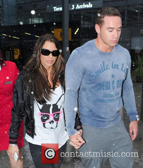 Katie Price Aka Jordan and Kieran Hayler 6