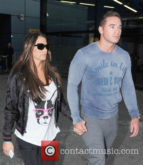 Katie Price Aka Jordan and Kieran Hayler 7