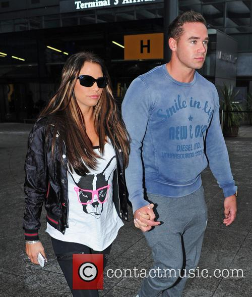 Katie Price Aka Jordan and Kieran Hayler 9