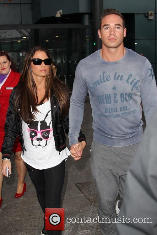 Katie Price and Kieran Hayler 2