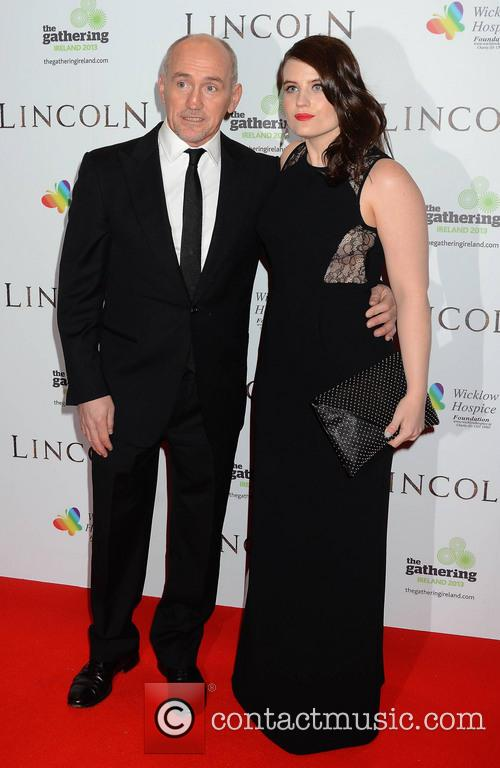 Barry Mcguigan and Nika Mcguigan 1