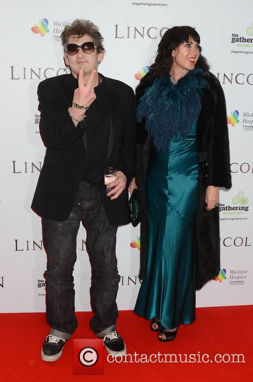 Shane Macgowan and Victoria Mary Clarke 2