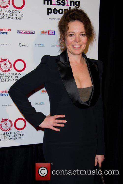 Olivia Colman 2