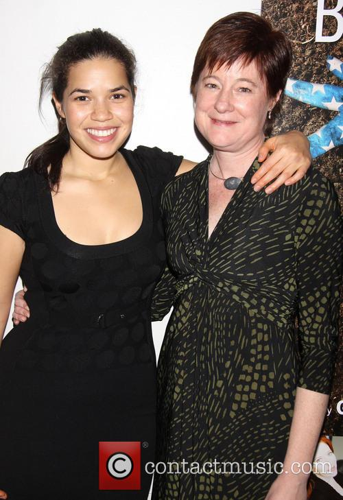 america ferrera julie crosby bethany after party 3460554