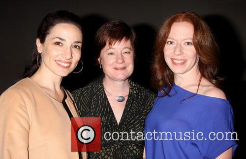 Cass, Ra Del Viscio, Julie Crosby and Emily Ackerman 6