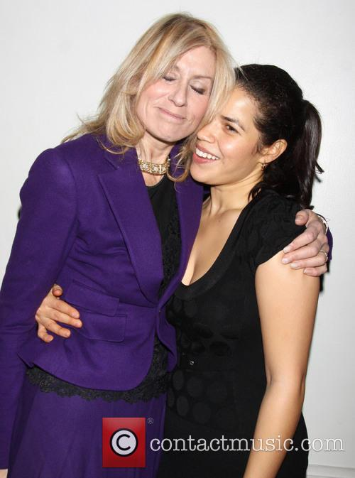 Judith Light and America Ferrera 2