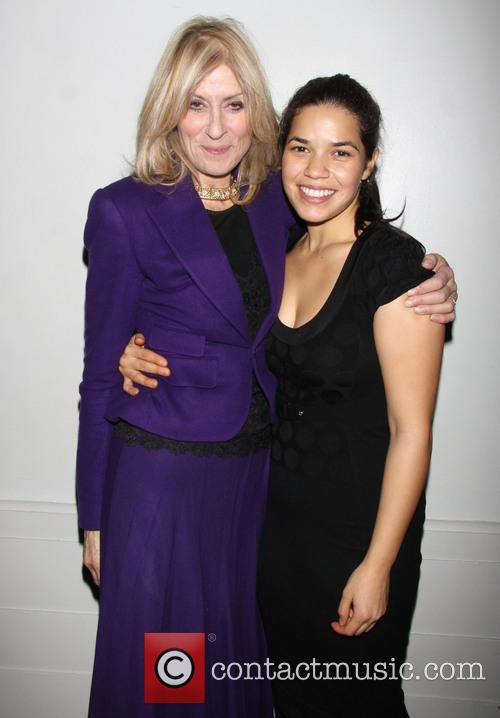 Judith Light and America Ferrera 3