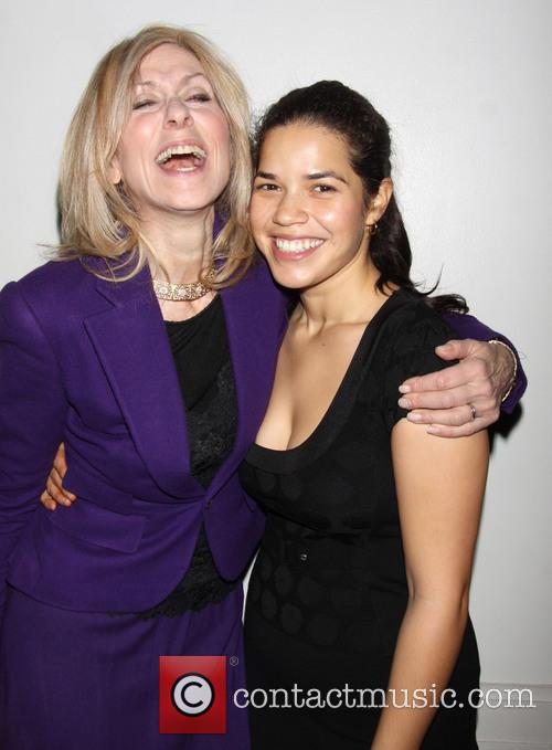 Judith Light and America Ferrera 1