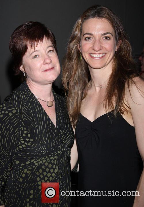 Julie Crosby and Gaye Taylor Upchurch 1