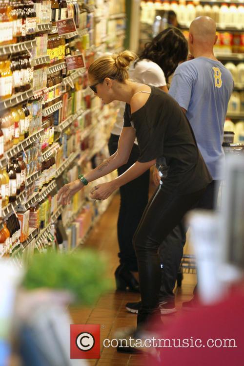 heidi klum heidi klum grocery shopping 3460428