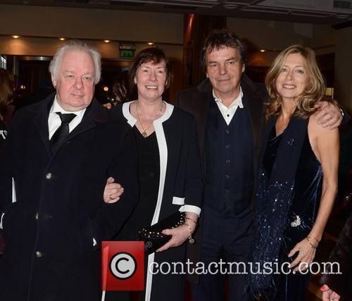 Jim Sheridan, Fran Sheridan, Neil Jordan and Brenda Rawn 1