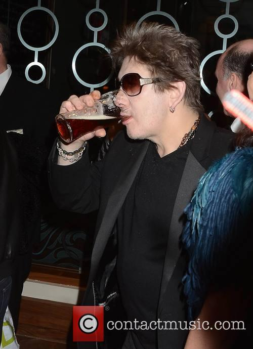 shane macgowan lincoln fundraiser for wicklow hospice 3460392