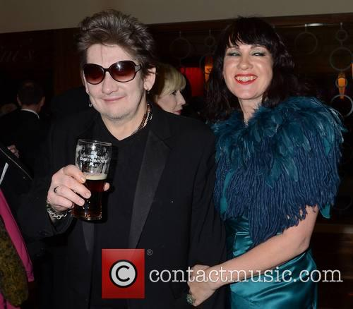 Shane Macgowan and Victoria Mary Clarke 3
