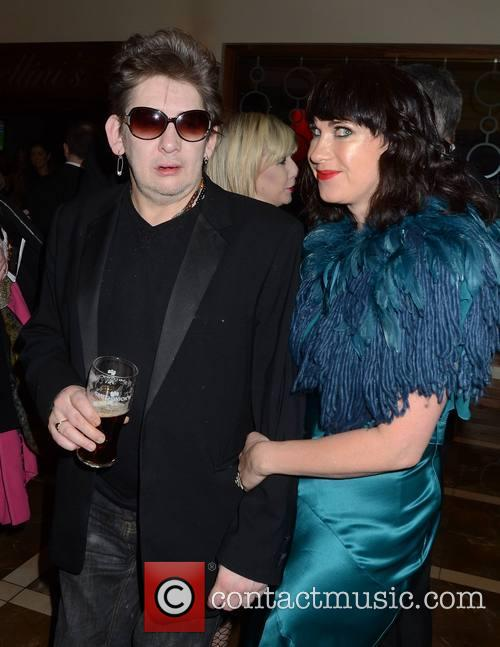 Shane Macgowan and Victoria Mary Clarke 5