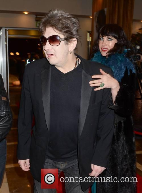 Shane Macgowan and Victoria Mary Clarke 1