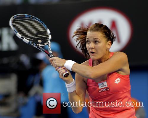 ana ivanovic ser australian open tennis 2013 3460813