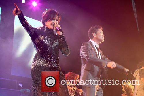 Donny Osmond and Marie Osmond 4