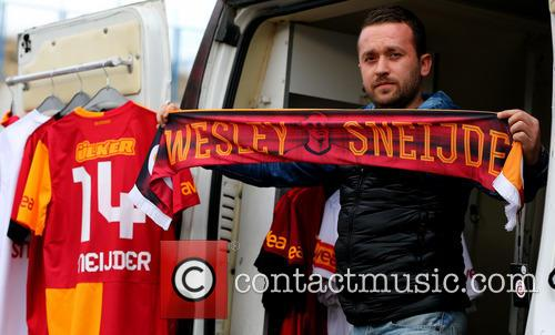 Galatasaray and Wesley Sneijder 5