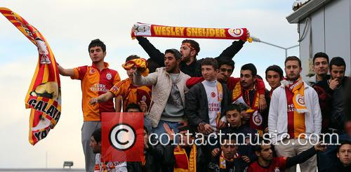 Galatasaray and Wesley Sneijder 7