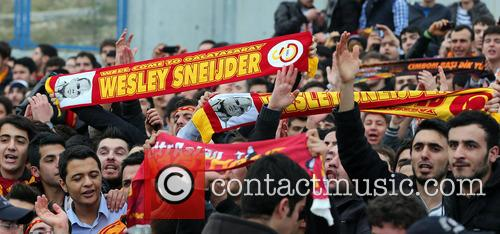 Galatasaray and Wesley Sneijder 11