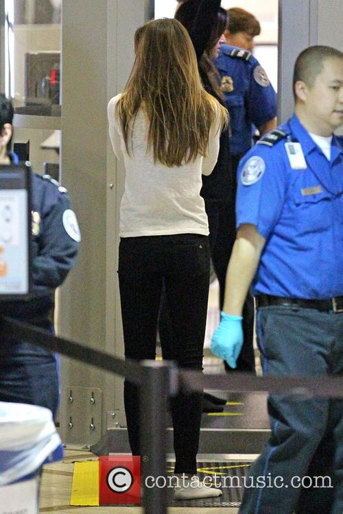 Celebrities and Lax Airport 1