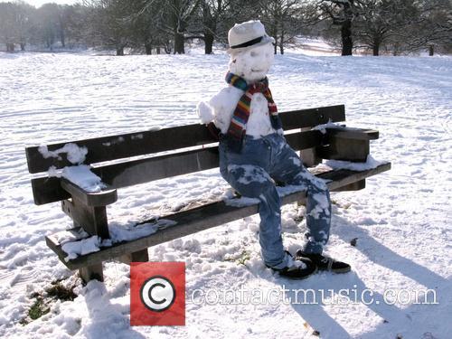 Snow scenes Richmond