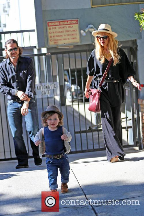 Rachel Zoe, Rodger Berman and Skyler Berman 3