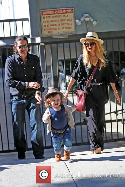 Rachel Zoe, Rodger Berman and Skyler Berman 10