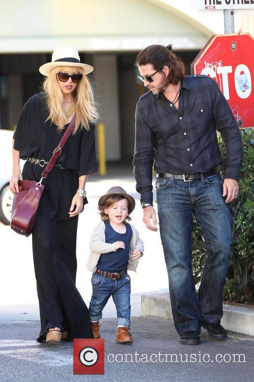 Rachel Zoe, Rodger Berman and Skyler Berman 1