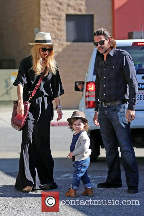 Rachel Zoe, Rodger Berman and Skyler Berman 11
