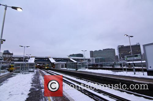 East Croydon Station General View 2