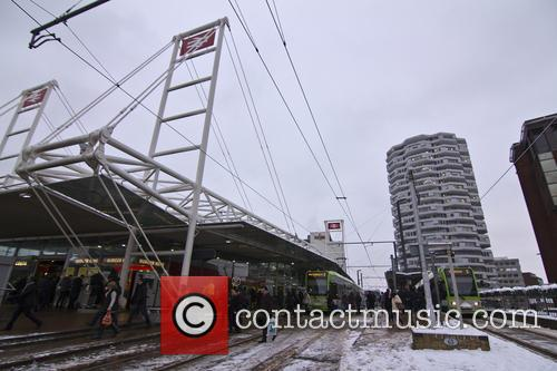 East Croydon Station General View 3