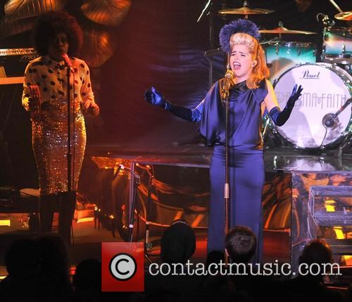 Paloma Faith Performing In Concert