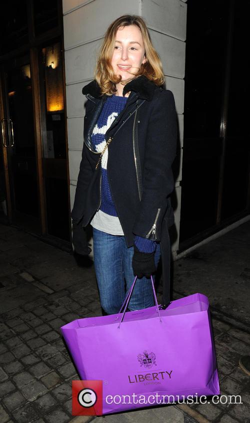 Lara Carmichael leaves the Vaudeville Theatre